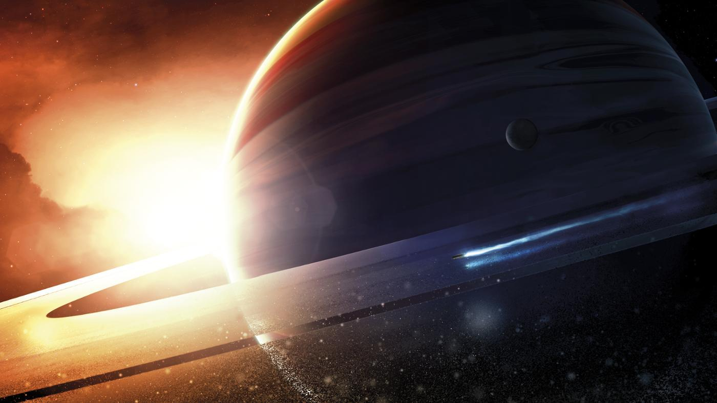 What Is Saturn's Mass?