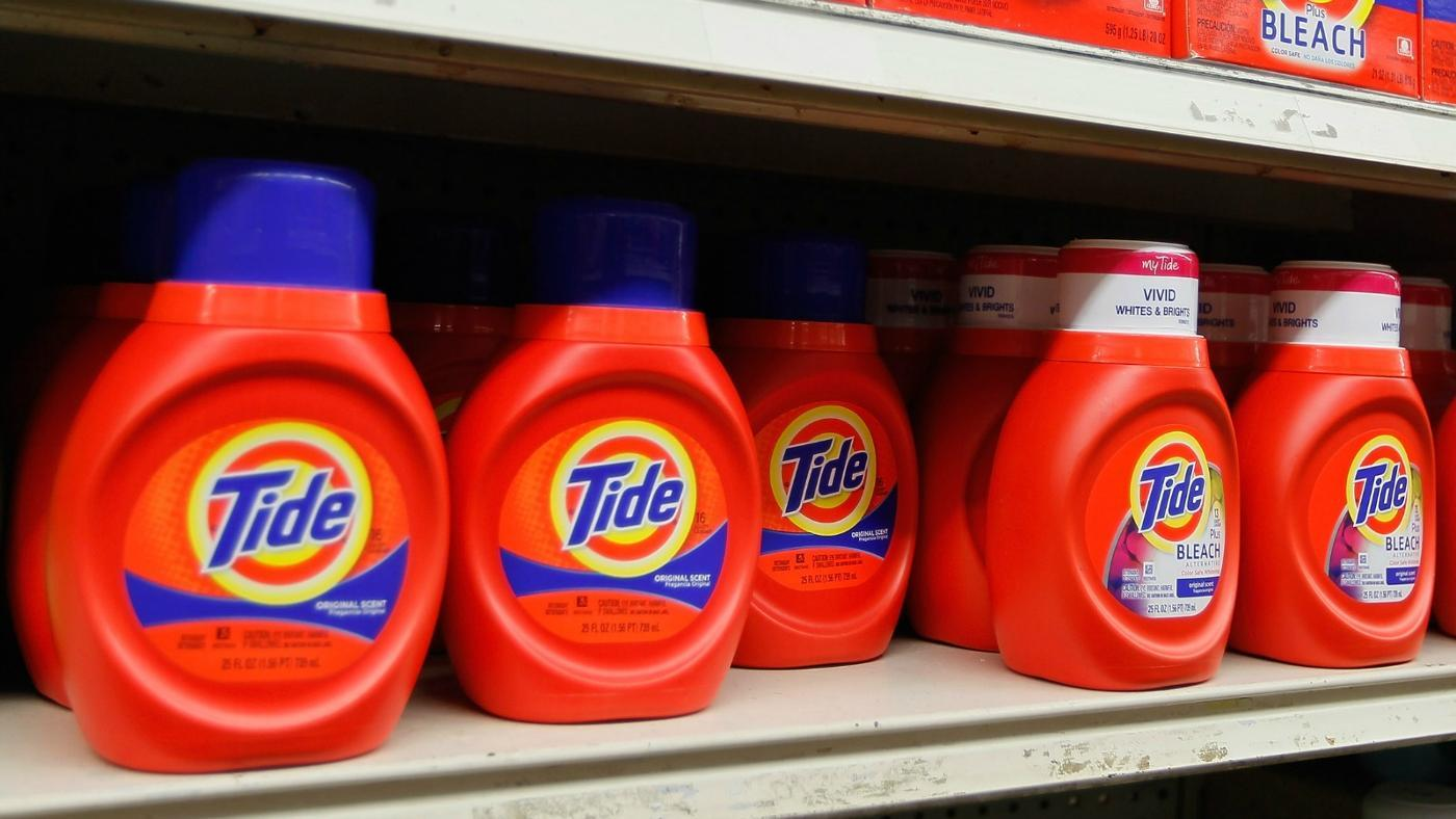 What Are Some Science Fair Experiments That Use Laundry Detergent?