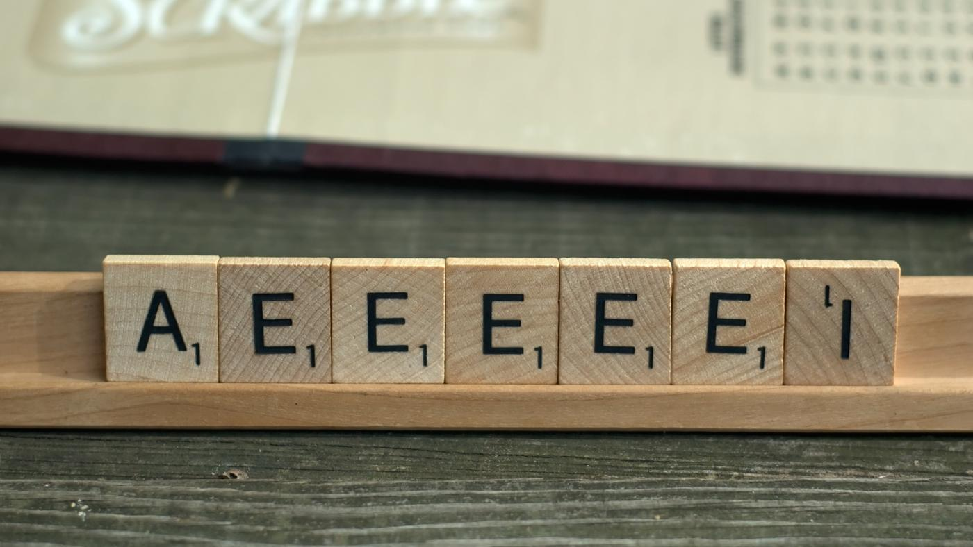 What Is a Scrabble Rack?