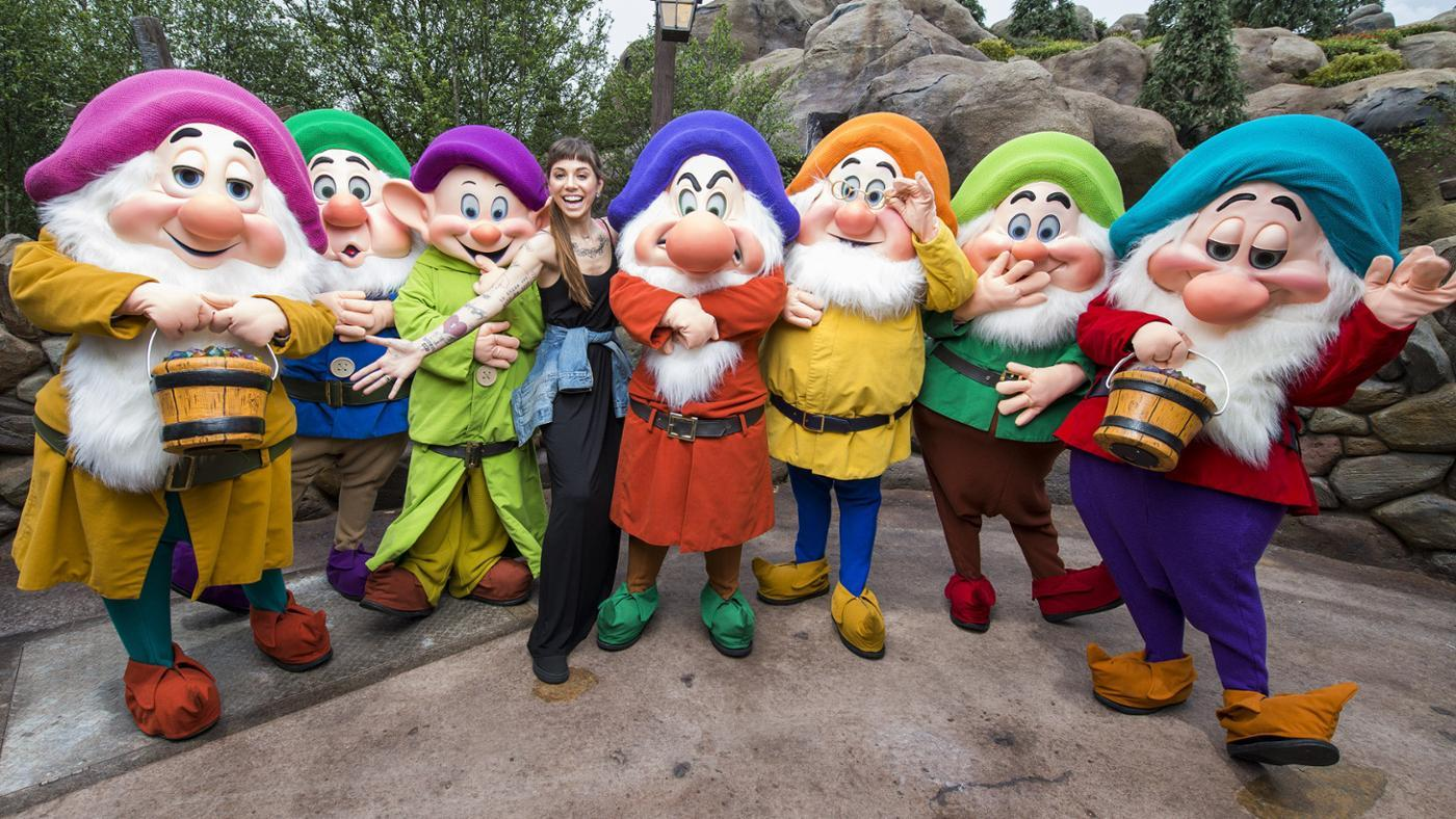 "What Are the Seven Dwarfs of ""Snow White and the Seven Dwarfs?"""