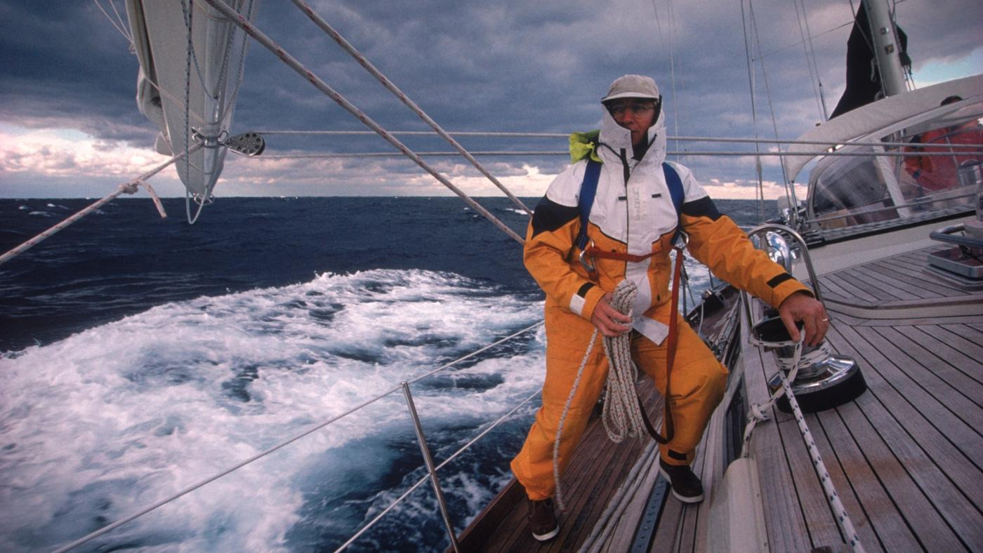 What Should You Do If You Are Caught in Your Boat During a Storm?