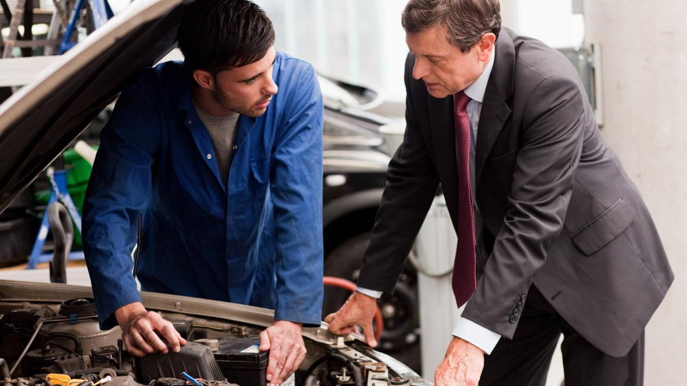 How Often Should You Be Getting a Transmission Oil Change?