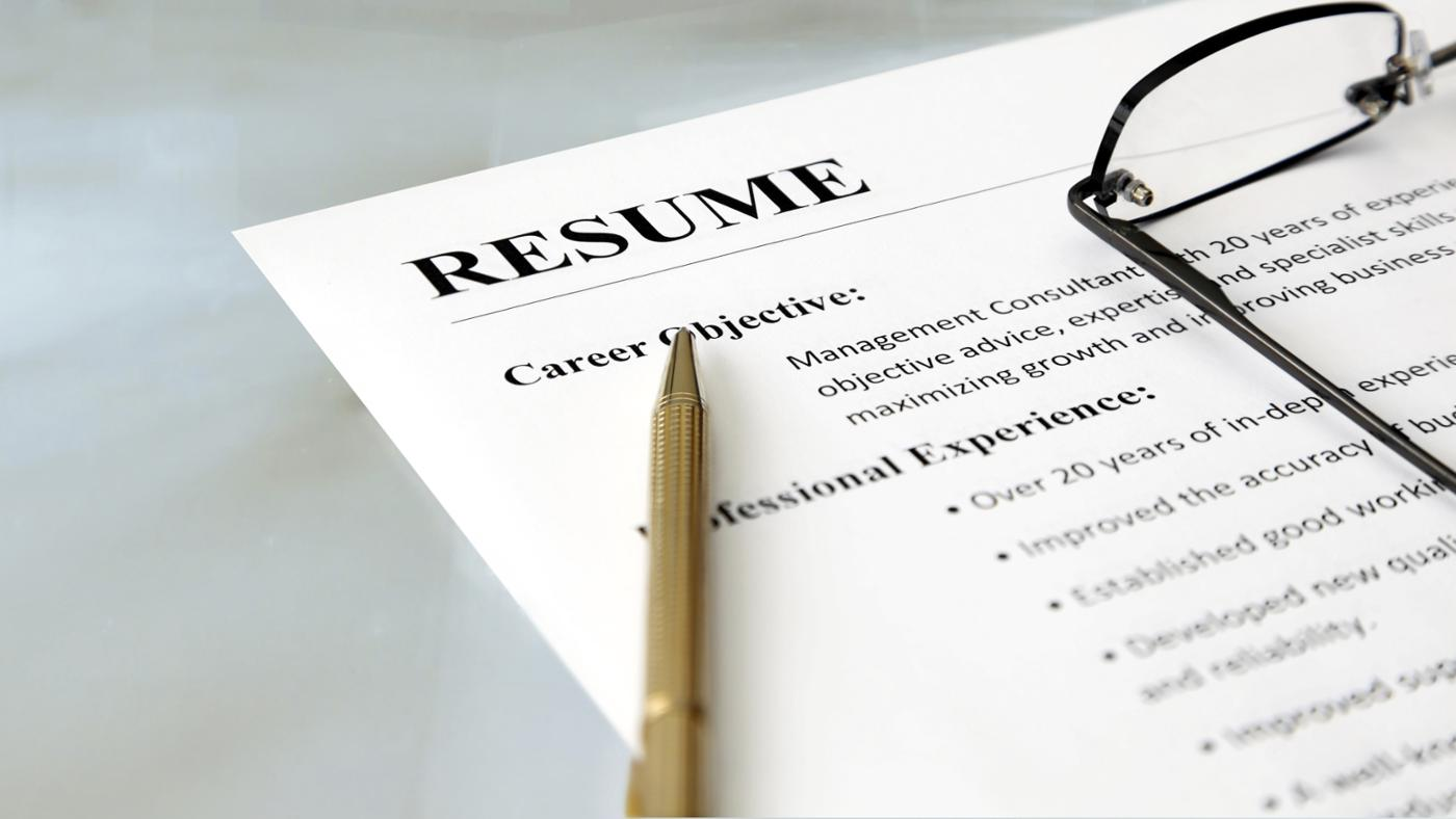 What Should a Job Resume Look Like?