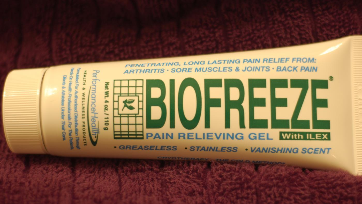 What Are the Side Effects of Biofreeze?