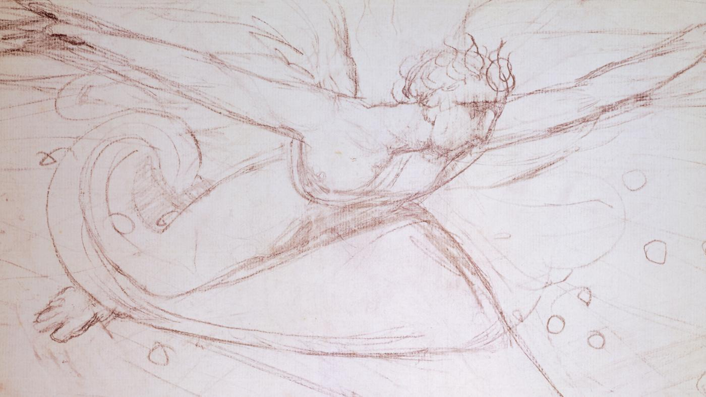 How Do You Sketch Drawings of Angels?