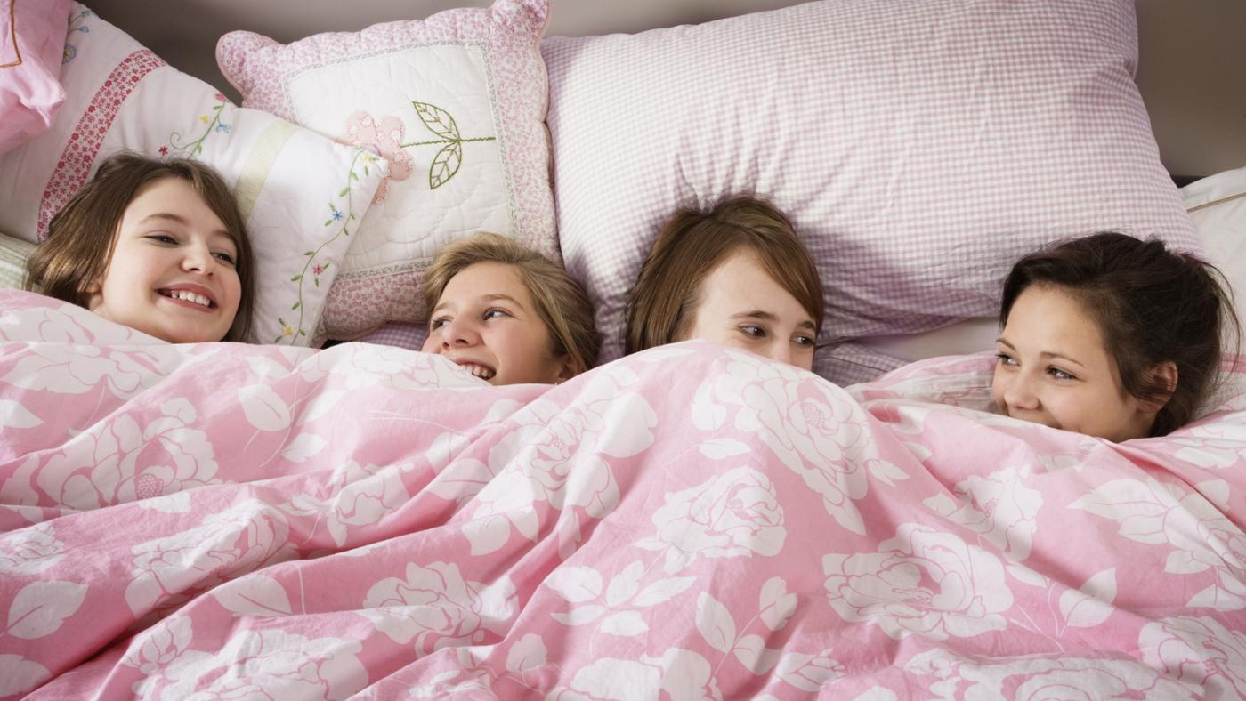 What Are Some Sleepover Pranks?