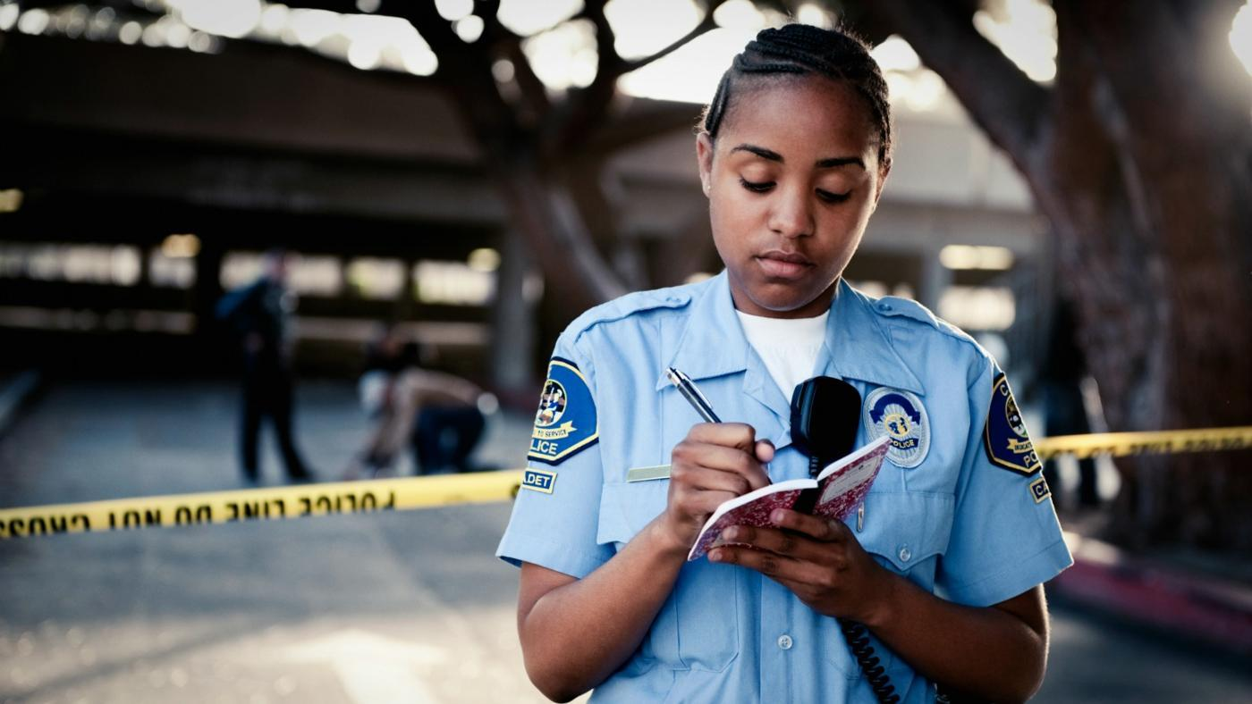 Why Does Someone Want to Become a Police Officer?