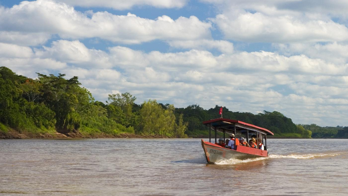 What Is the Source of the Amazon River?