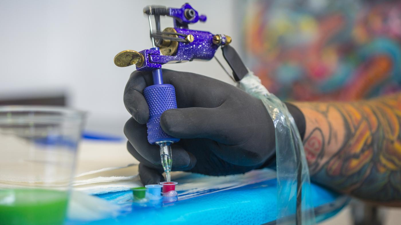 Which States Regulate Tattoo Facilities?