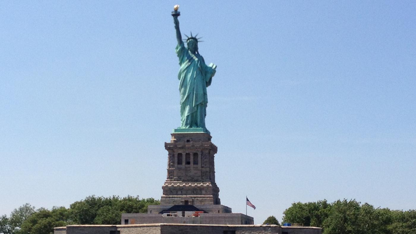 What Does the Statue of Liberty Symbolize?