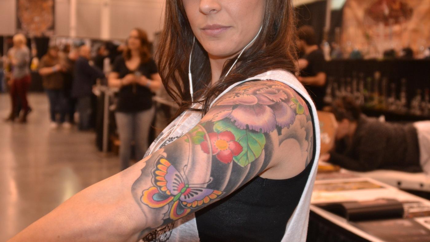What Makes a Tattoo a Half-Sleeve Tattoo?