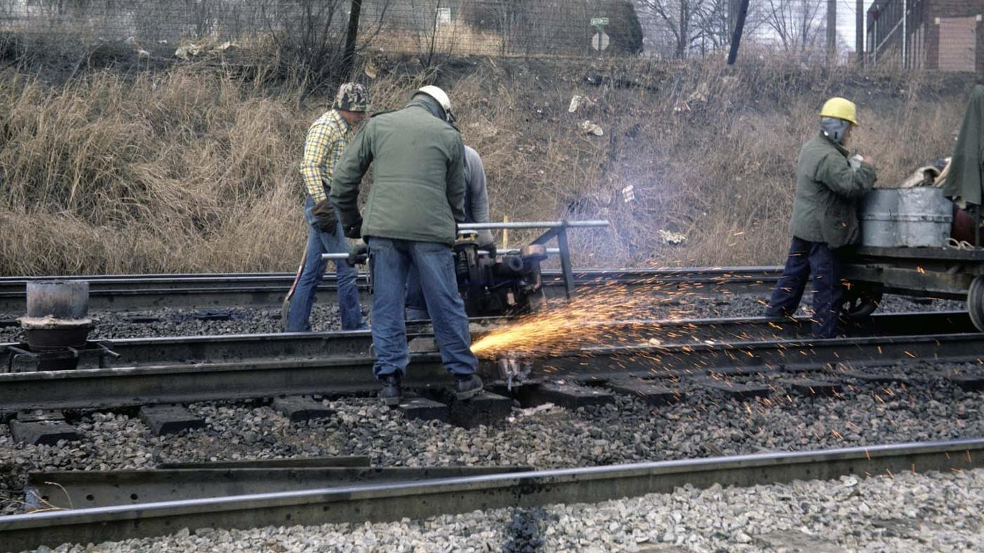 What Is Thermite Welding?