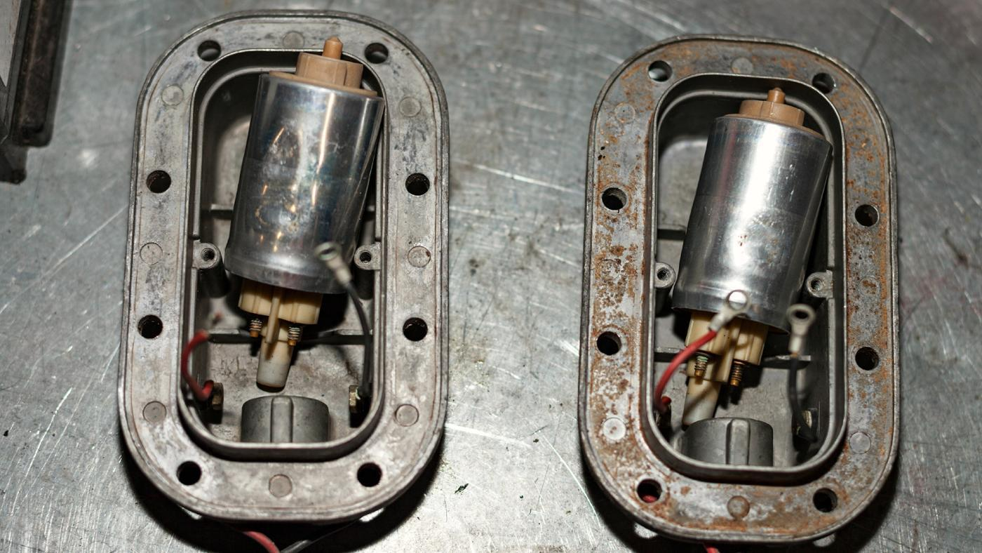 Where Are Typical Locations of Fuel Pumps in Cars?