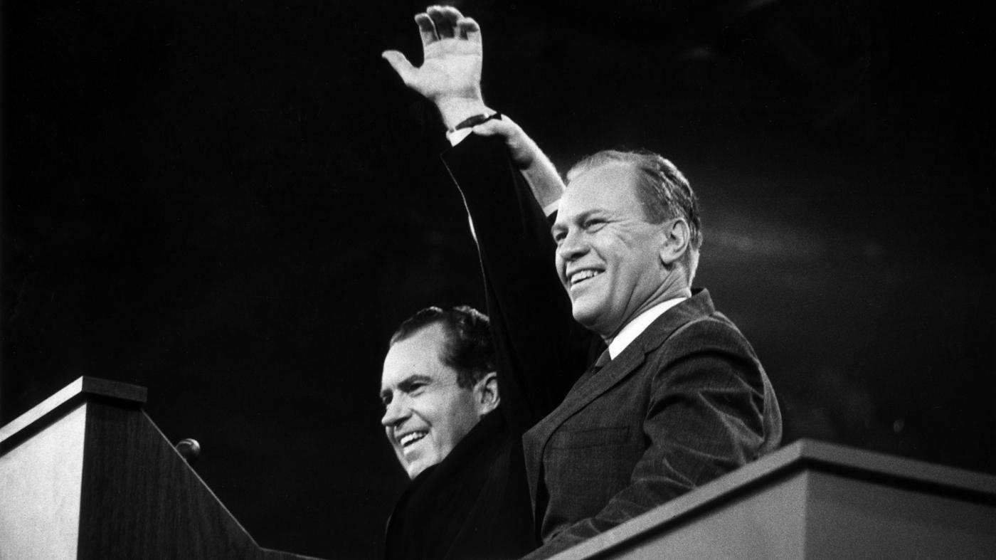 Which U.S. Presidents Held Office During the 1970s?