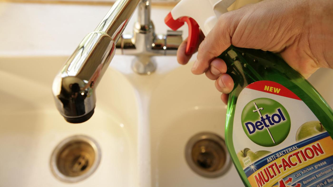 What Is the Use of Chloroxylenol in Dettol Antiseptic Liquid?