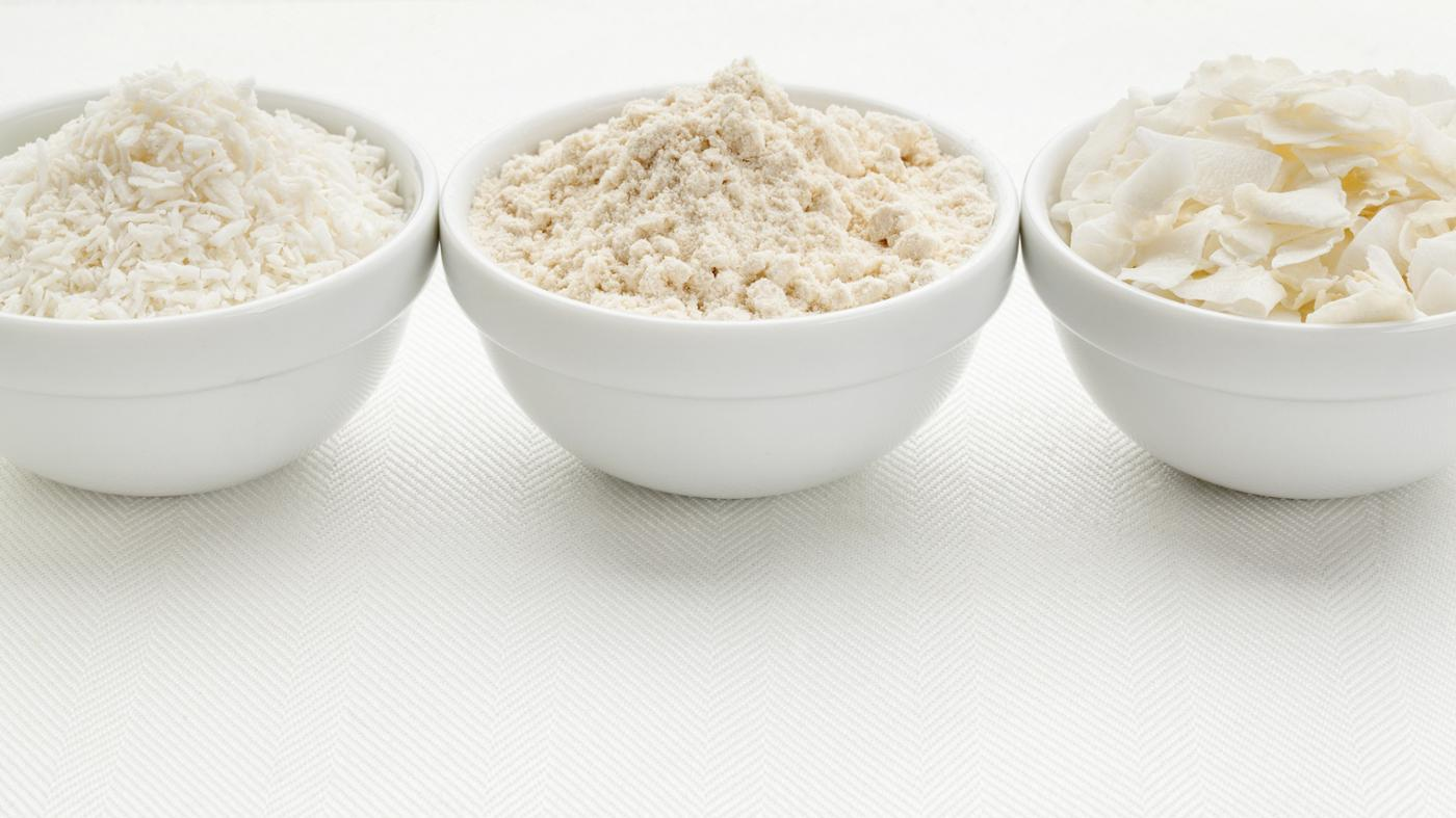 How Do You Use Coconut Flour As a Substitute for Flour Containing Gluten?
