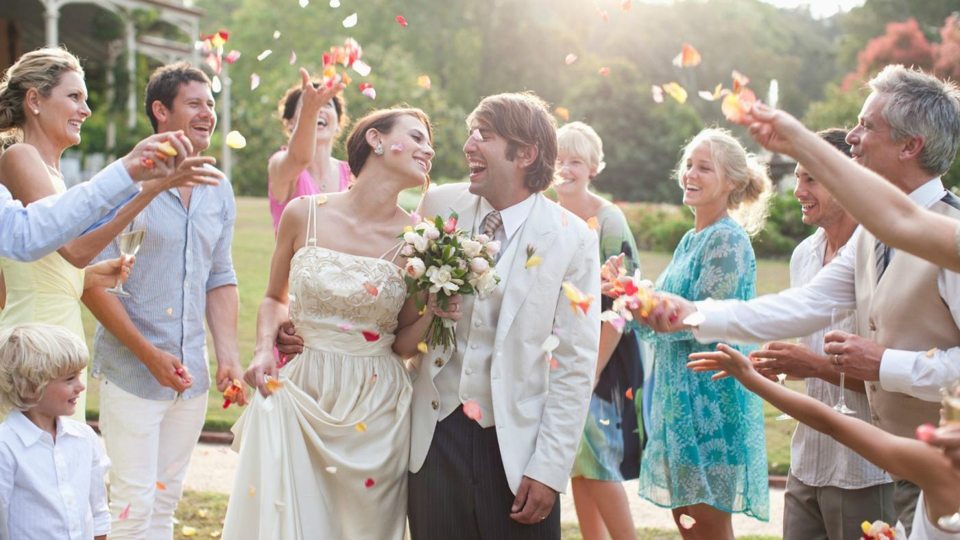 What Is a Wedding Reception?