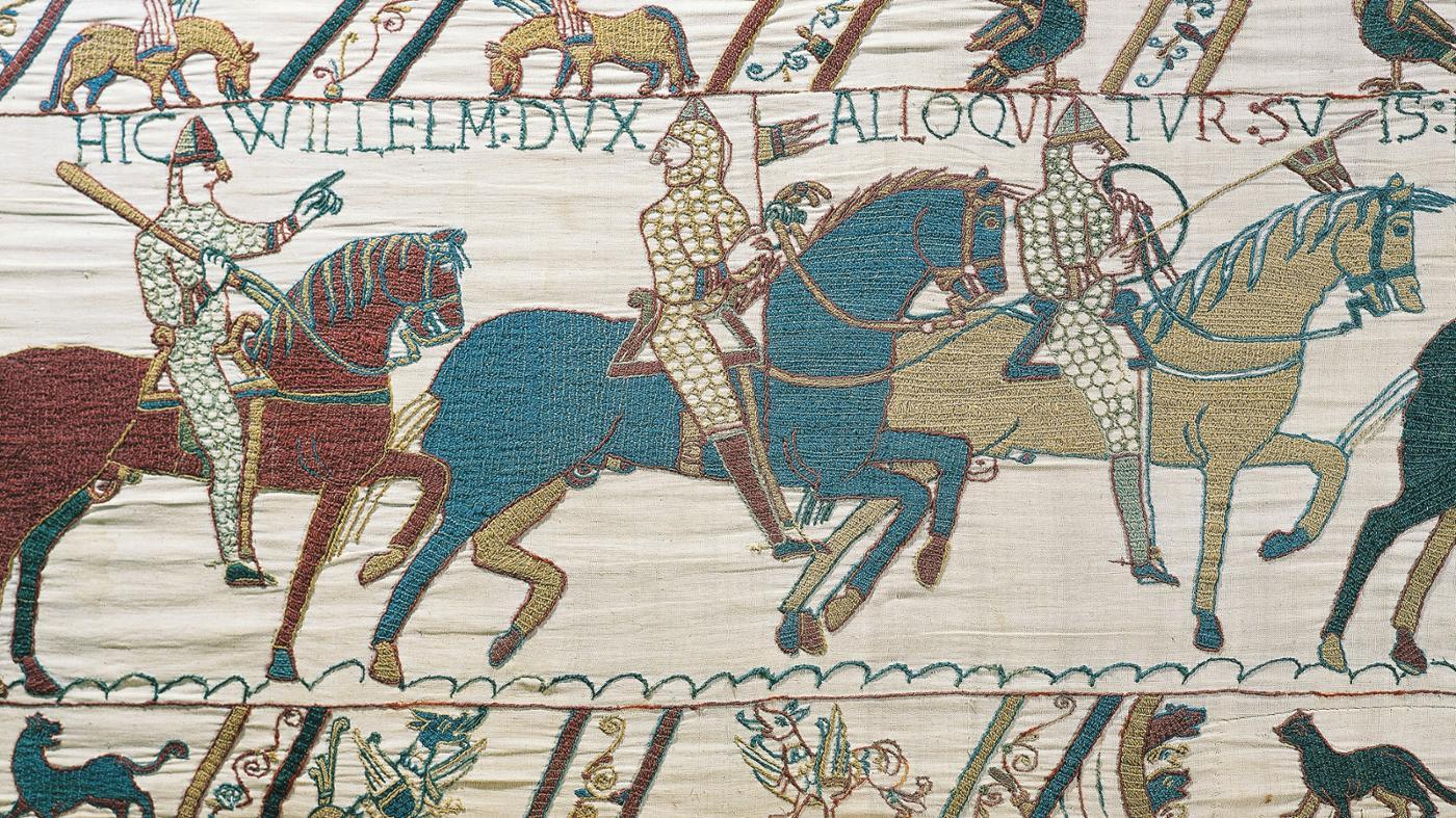 What Were the Achievements of William the Conqueror?