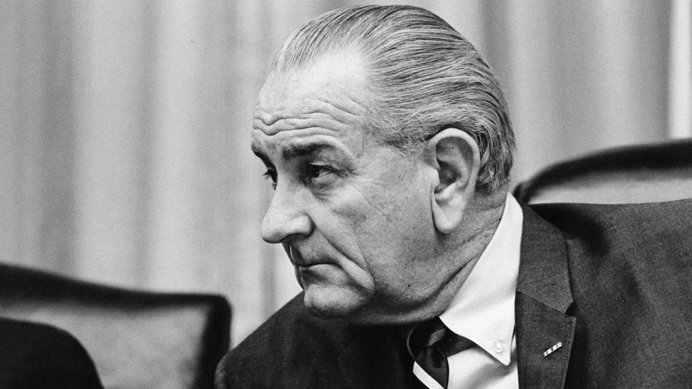 What Were the Names of LBJ's Beagles?