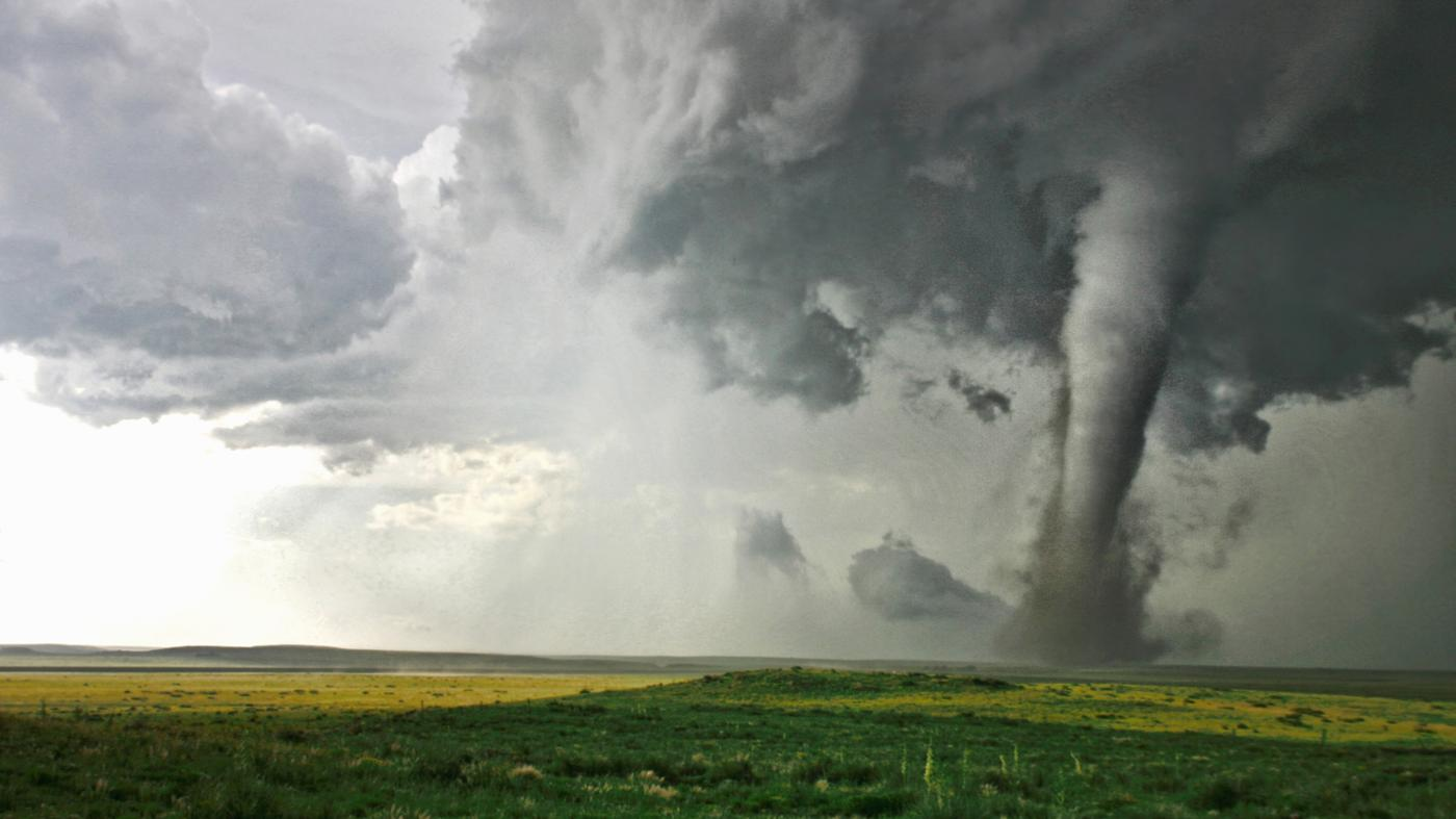 What Do Dreams About Tornadoes Mean?