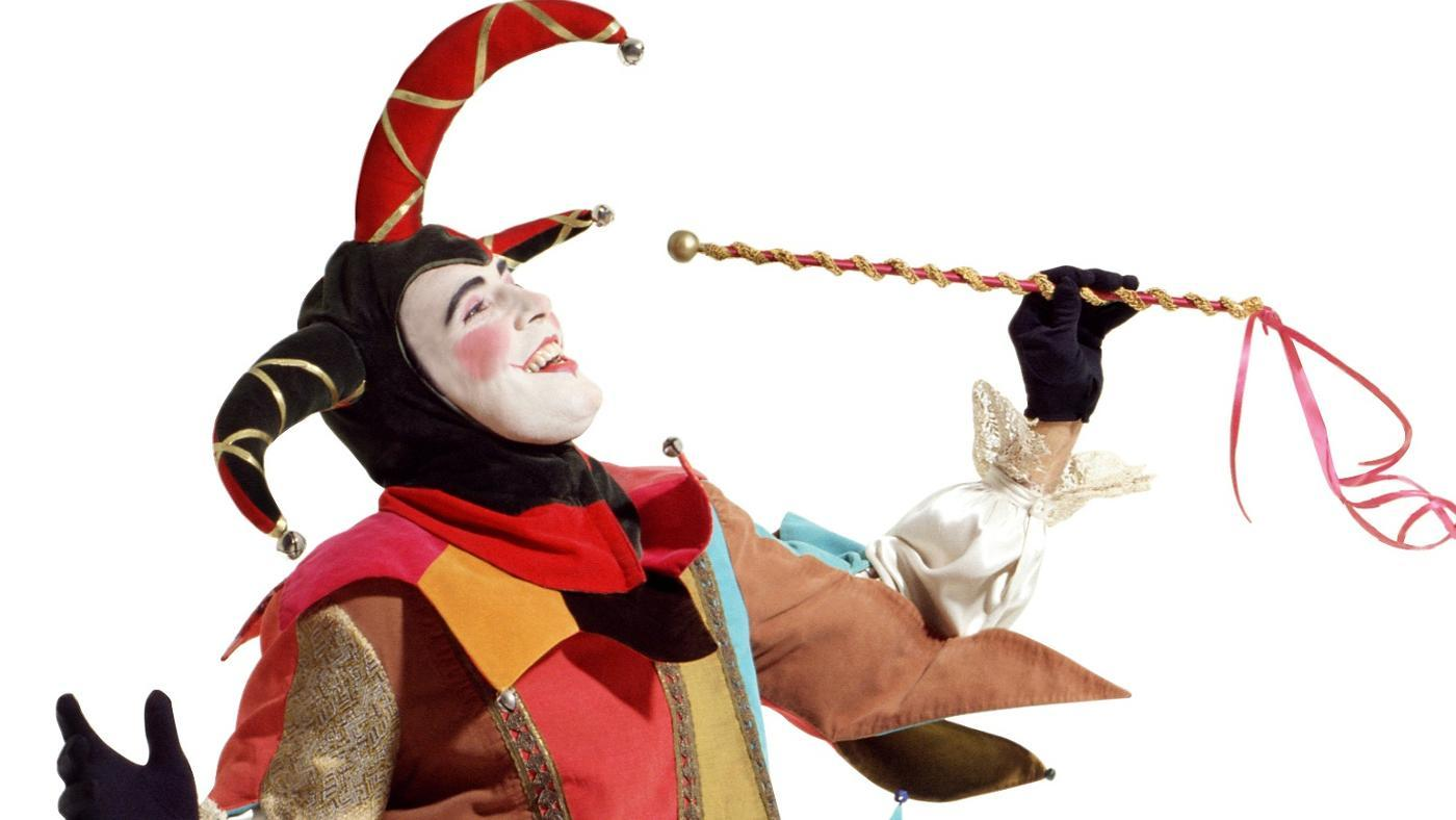 What Does a Jester Wear?