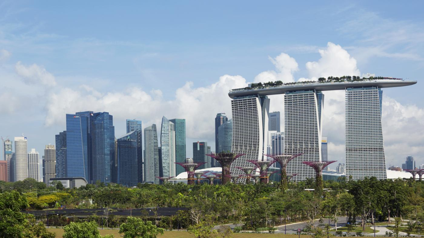 What Is the Capital of Singapore?