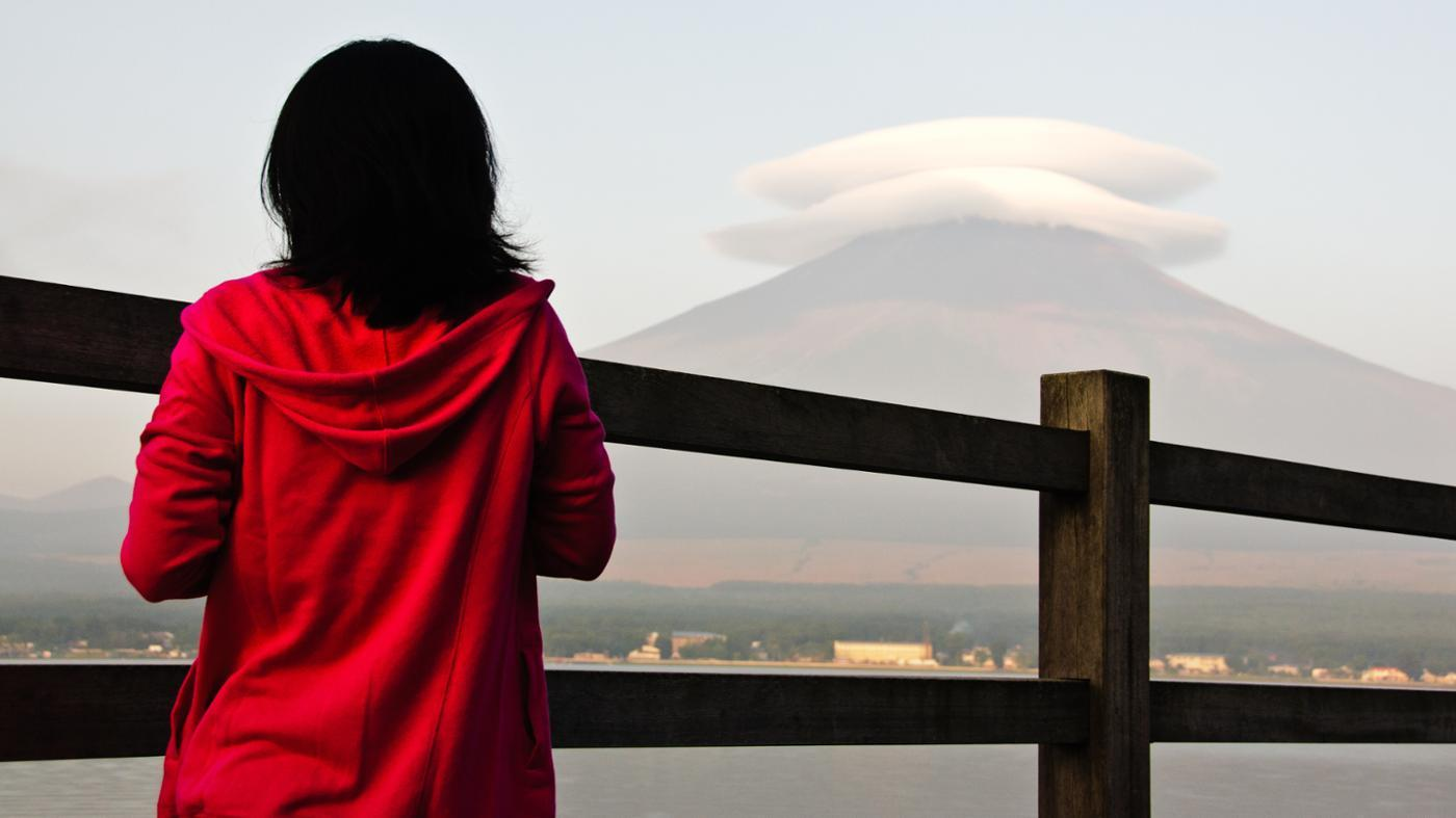 What Is the Highest Mountain in Japan?