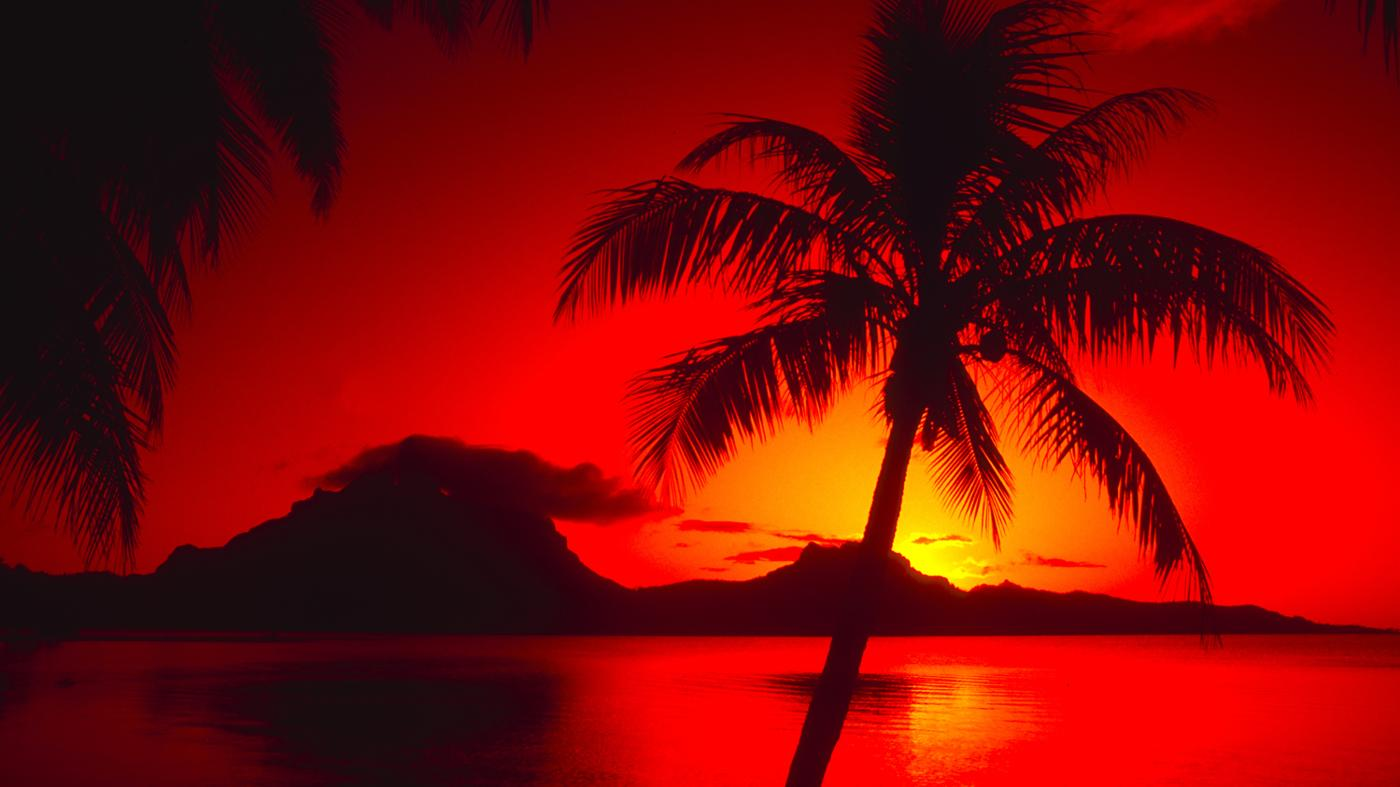 What Is the Meaning of a Red Sunset?