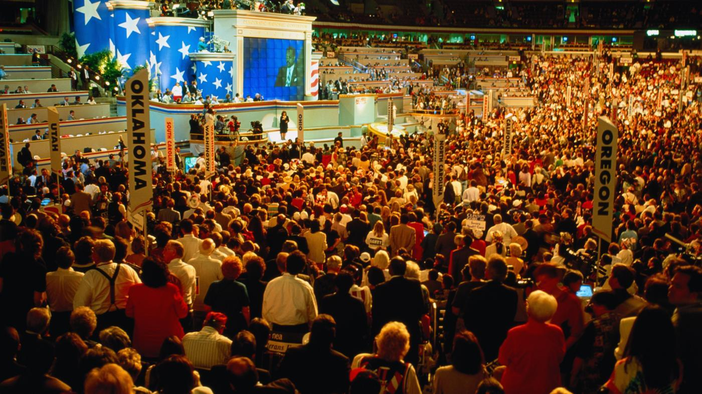 What Is the Purpose of a National Party Convention?