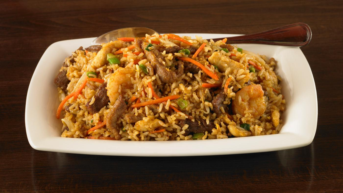 What Is Yeung Chow Fried Rice?