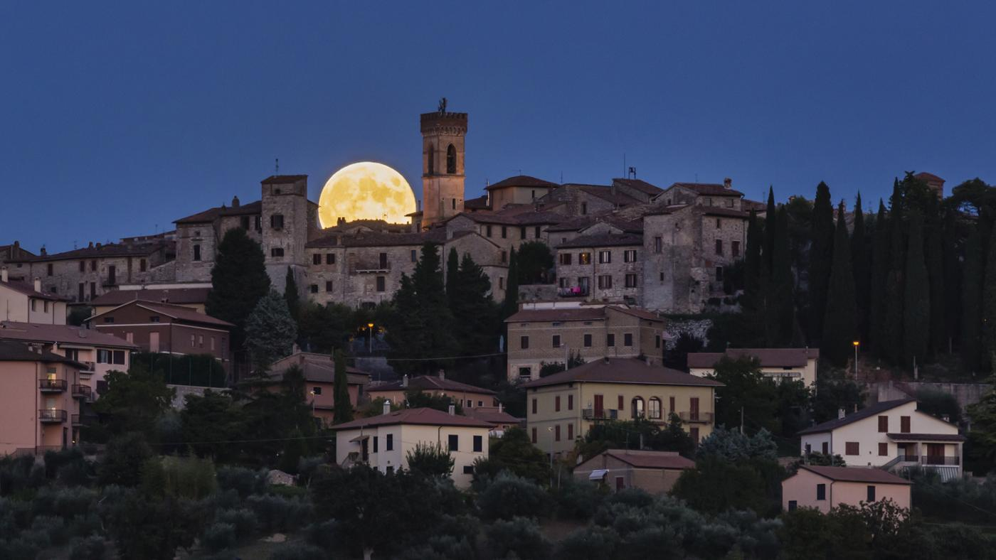 Where Does the Moon Rise?