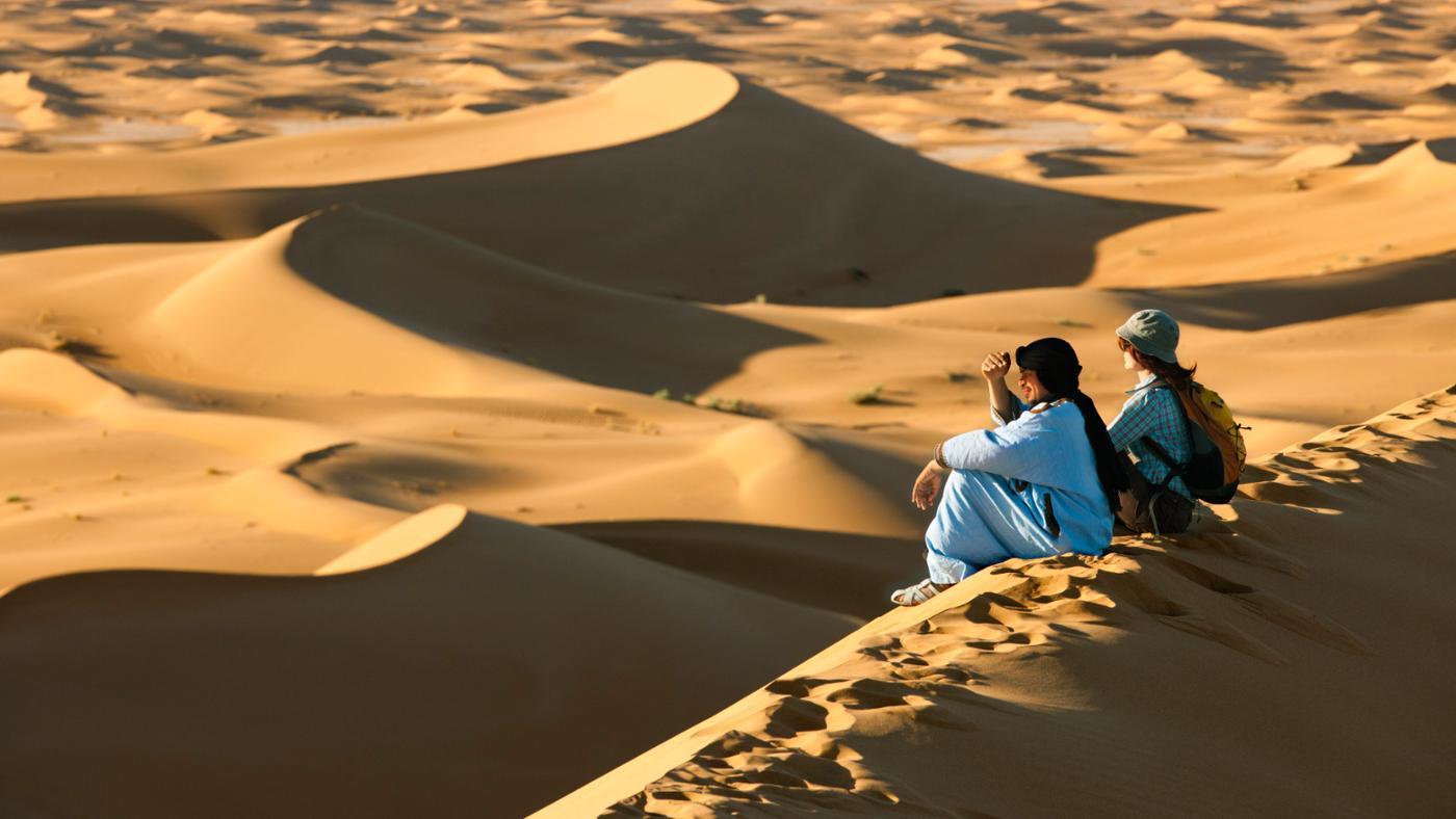 Where Is the Sahara Desert Located?