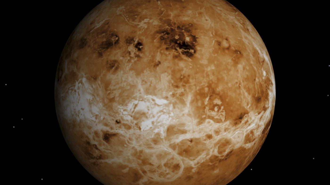 Where Is Venus Located?