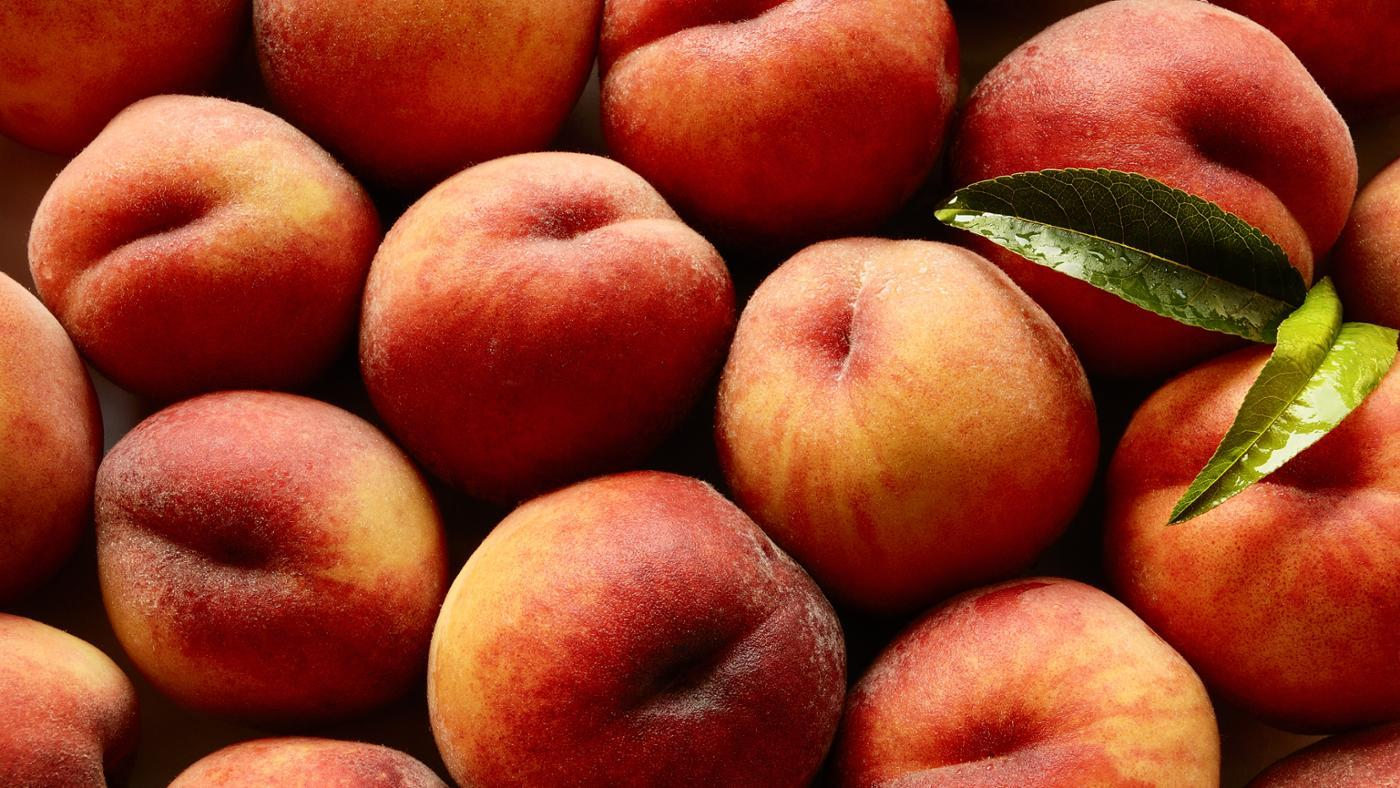 Which Countries Do Peaches Come From?
