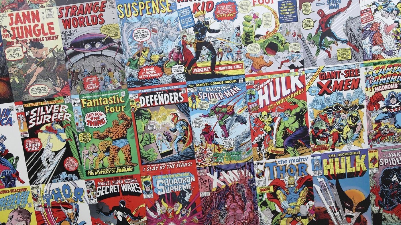 Who Was the First Marvel Superhero?