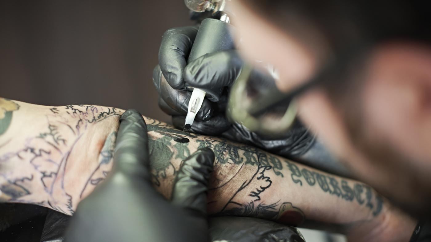 Why Does a Tattoo Itch?