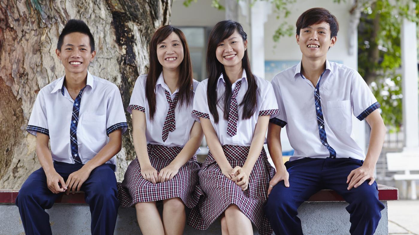 Why It Is Important to Wear a School Uniform