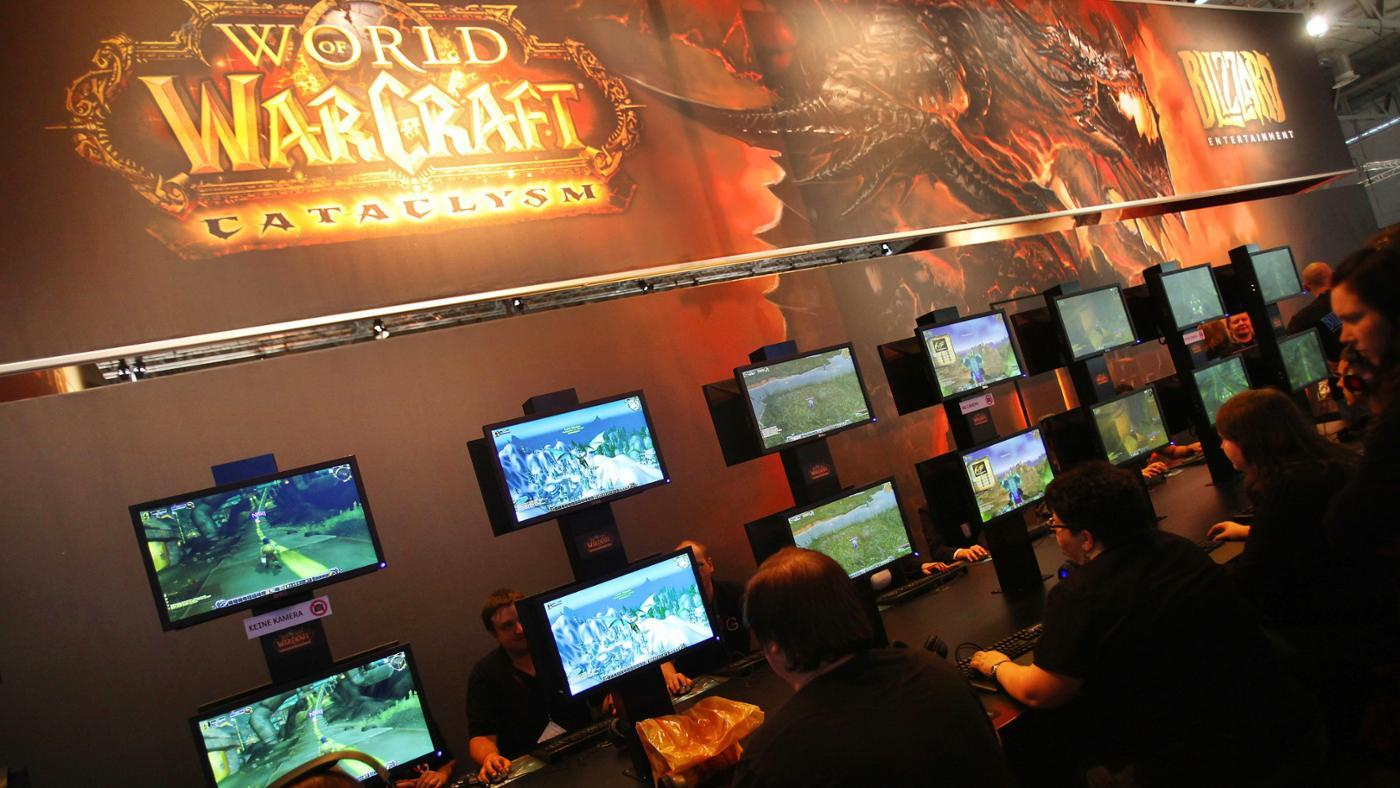 What Is a World of Warcraft Murloc Pet Code?