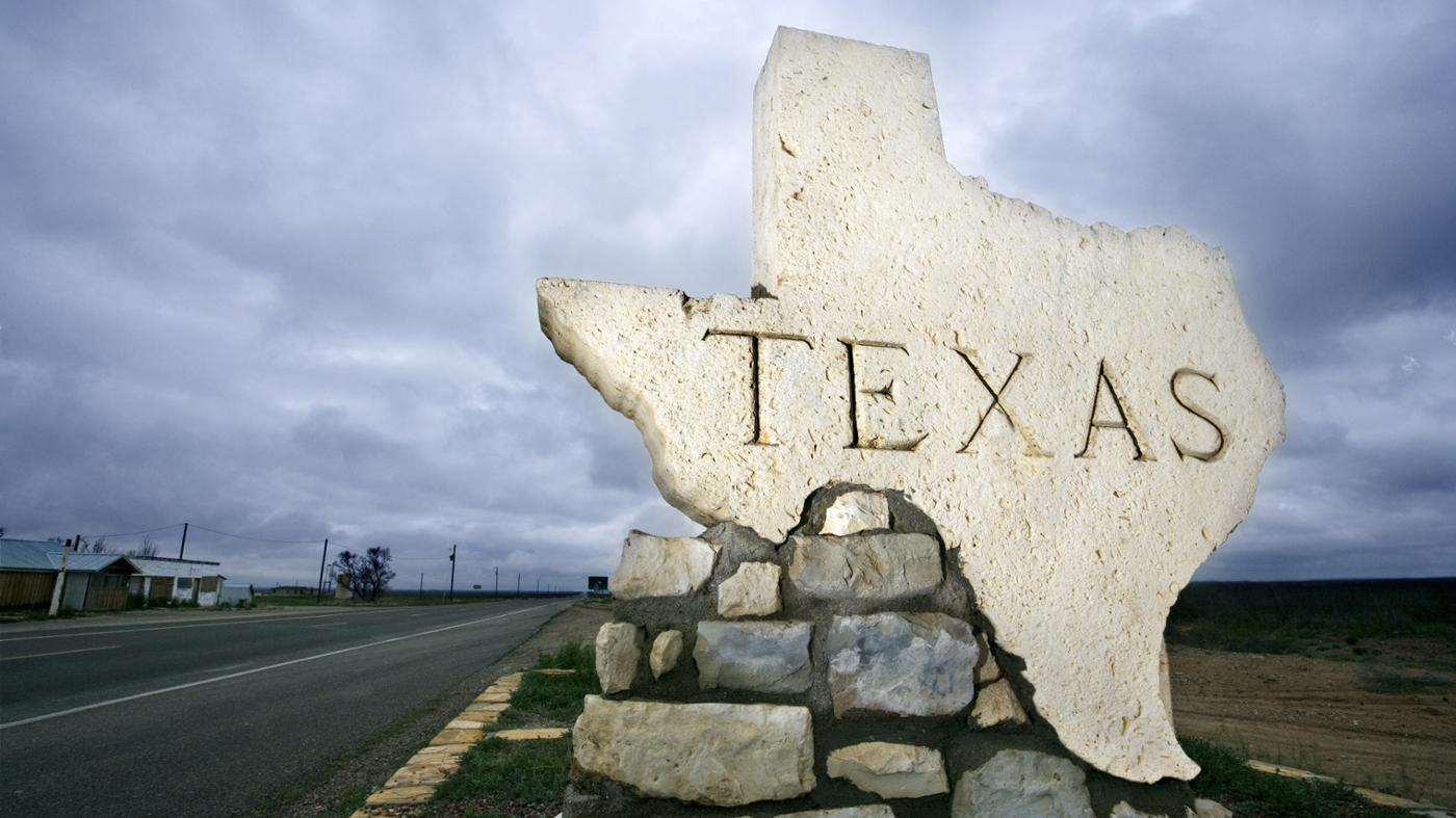 Where Would You Find a Texas County Map That Lists Cities?