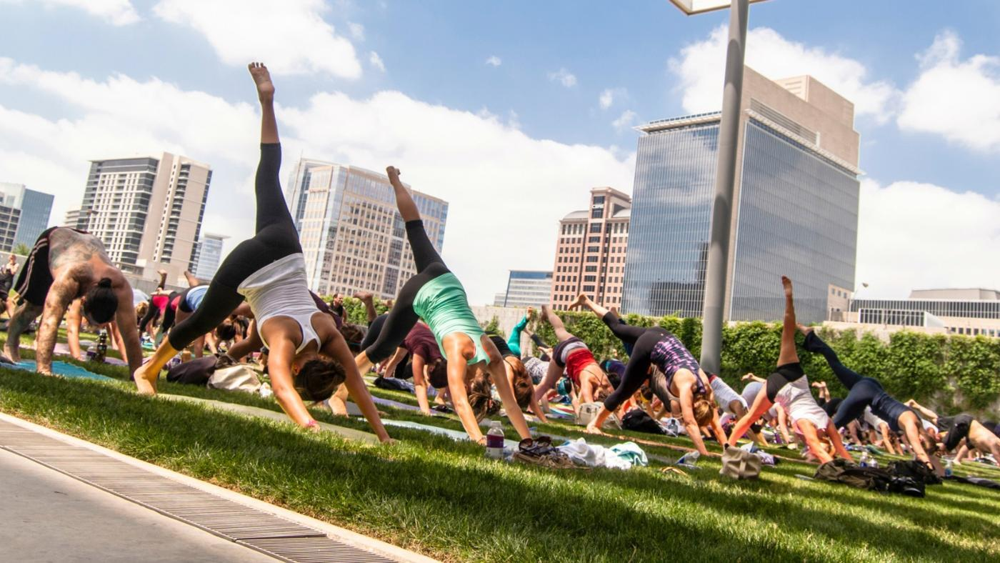 Are There Yoga Competitions?