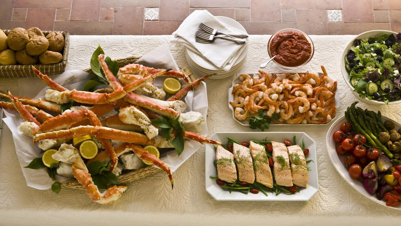 How Do I Order Party Platters?