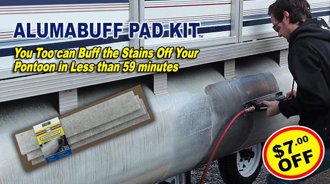 Alumabuff Pad Kit