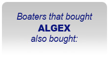 Boaters the bought ALGEX also bought: