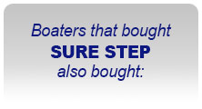 Boaters the bought POLY GUARD also bought: