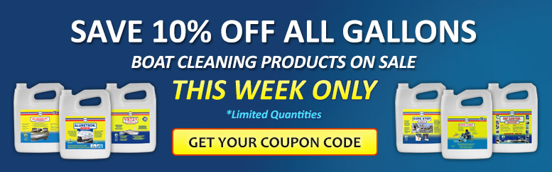 Save 10% Off All Gallons - This week only