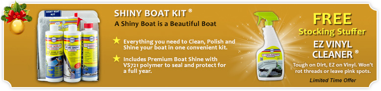 Shiny Boat Kit