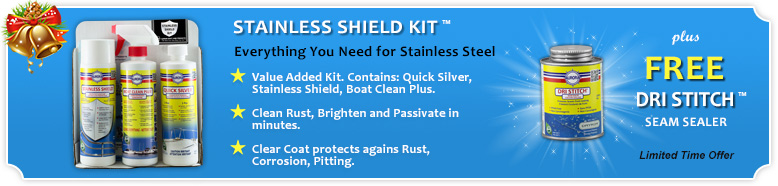 Stainless Shield Kit