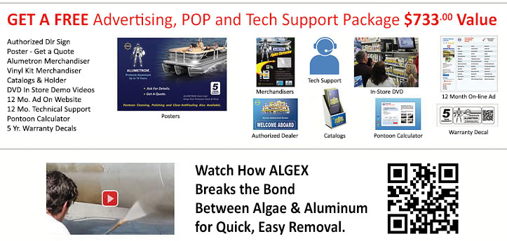 Pontoon Starter Package Free Advertising Package