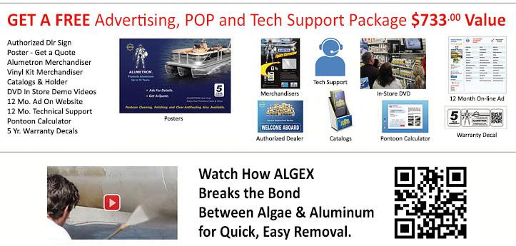 Pontoon Starter Package Free Advertising Package