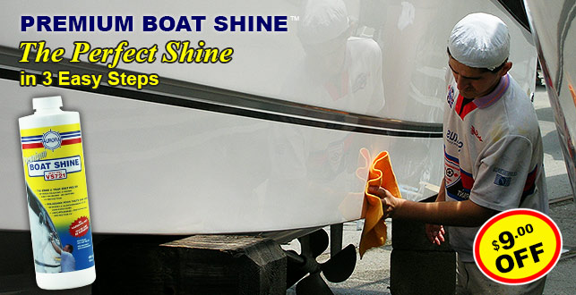 Premium Boat Shine